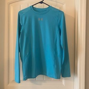 Under Armour Fitted Cold Gear Long Sleeve Shirt
